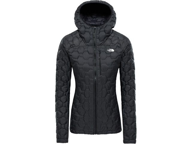 The North Face Impendor Thermoball Hybrid Hoody Jacket Women TNF Black/TNF Black
